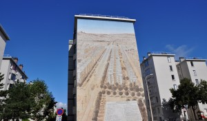 La Cité des Etats-Unis (Lyon 8ème) réalisée par l'architecte lyonnais Tony Garnier